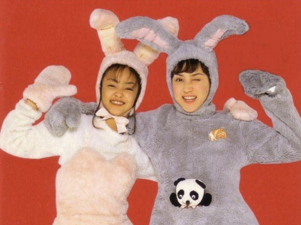 ポンキッキーズで安室奈美恵と鈴...