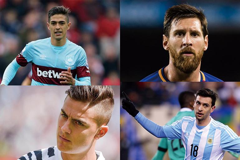アルゼンチンのサッカー選手一覧...