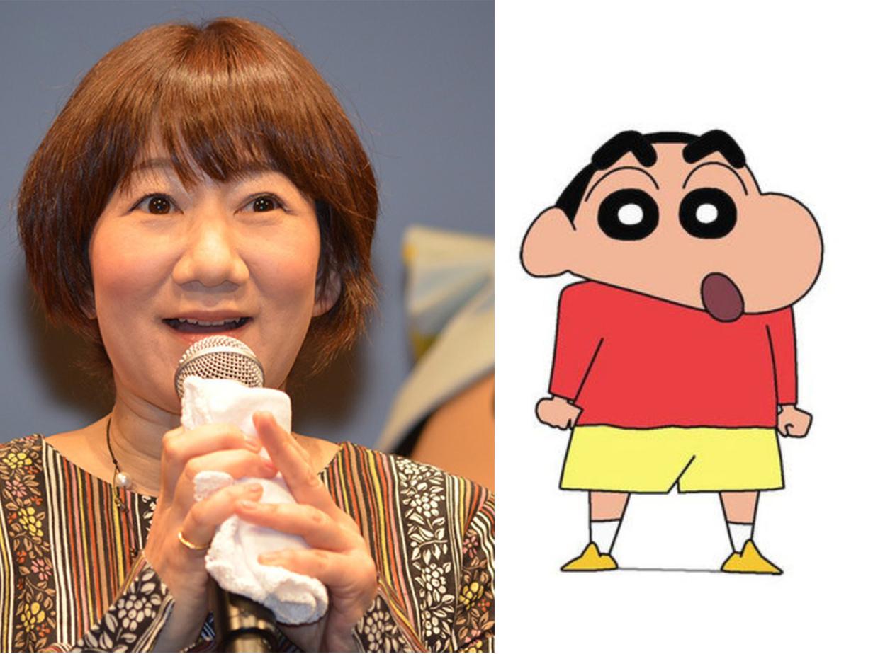 人気アニメ「クレヨンしんちゃん」で26年間にわたって、主人公の野原しんのすけ役を演じてきた矢島晶子(やじまあきこ)さんが2018年6月で声優から降板することが